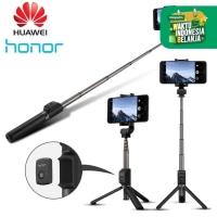 Tongsis Tongkat selfie + Tripod HUAWEI HONOR AF15 Bluetooth Original