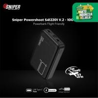 Powerbank Sniper 10000 mAh Powershoot S412201 V2.0
