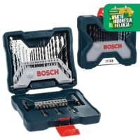 Bosch Mata Bor Obeng 33 Pcs X-line