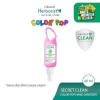 Secret Clean Hand Sanitizer Color Pop - 60ml
