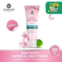 AZARINE EASY WHITE NUTRIFULL NIGHT CREAM 20 ml