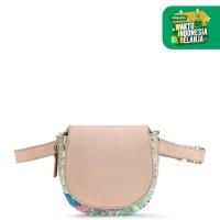 Sakroots Seni Convertible Saddle Bag Neon WL