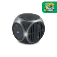 Super HD DV Mini Wide-Angle Camera with IR LED - Support Full HD 1080p
