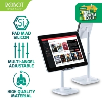 ROBOT Aluminium Alloy Stand for Smartphone / Tablet - RT-US04