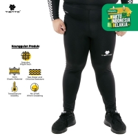 Tiento Celana Legging Sport Long Pants Men Retro Race MenJumbo