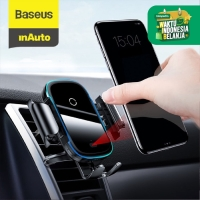 BASEUS INFRARED SENSOR CAR HOLDER FAST CHARGING WIRELESS CHARGER 15W