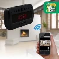 V26 Mini 1080P WIFI Spy Camera Clock Telecamera Night Vision Recorder