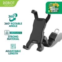 ROBOT RT-MH02 Phone Holder HP Motor - Garansi Resmi 1 Tahun