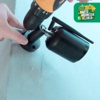 Jasa Pasang IP Camera (IP Camera Indoor Static, PTZ atau Outdoor)