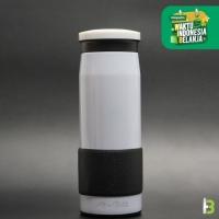 CUSTOM TUMBLER Termos Premium Coffee SOVENIR PROMOSI LASER GRAFIR