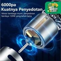 [COD] CIJI Wireless Vacuum Cleaner Portable Mini / Penyedot Debu