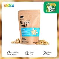 East Forest Kenari Nuts Sea Salt 80 Gr
