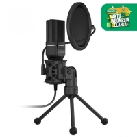 ORI YANMAI SF-777 Condeser Microphone with Pop Filter and Tripod Stand