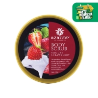 Yogurt Strawberry Triple Moisturizing Body Scrub