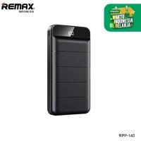 REMAX Leader Series 2USB Power Bank 20000mAh RPP-140 - BLACK