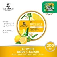 C White Body Scrub