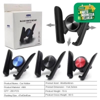 Car phone holder HP mobil Lazy pod Ram In car Vents AC Mount Universal