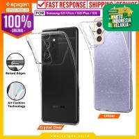 Case Samsung Galaxy S21 Ultra Plus Spigen Liquid Crystal Clear Casing