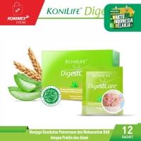 Konilife Digestcare Food Supplement Doos 12 sachet Praktis dan Alami