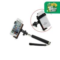 Tongsis Tongkat Selfie Multifunctional Monopod Clamp for Iphone 4 4s 5