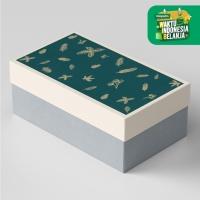 UCHII Exclusive Gift Box Wrap   Kotak Hadiah Bungkus Kado Minimalis