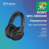 Sony WH-XB900N / WH-XB 900N / WH-XB900 N Extra Bass Wireless Headphone - Hitam