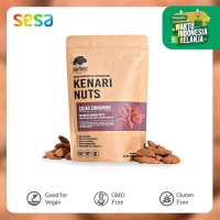East Forest Kenari Nuts Cacao Cinnamon 80 Gr