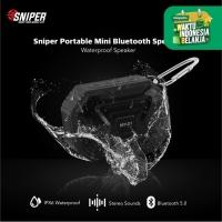 Sniper Portable Mini Bluetooth Waterproof Speaker MY-01 V.2