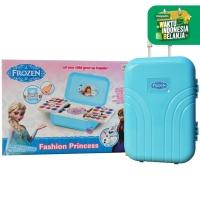 Frozen Fashion And Nail Art Koper - Mainan Anak Alat Make Up