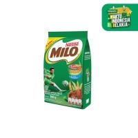 NESTLE MILO ACTIV-GO Minuman Cokelat Berenergi Pouch 300g 2 pcs