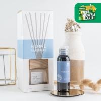 UCHII Bamboo Diffuser Murasaki Pewangi Ruangan Aroma Terapi Oil Refill