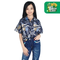 KIDS ICON - Fashion Blouse Anak Perempuan CURLY 04-14 thn- LYB02000200