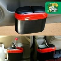 TONG KOTAK TEMPAT SAMPAH MOBIL MINI SAMPING / CAR TRASH BIN