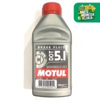 MINYAK REM MOTUL DOT 5.1 500 ML UNTUK MOBIL DAN MOTOR ORIGINAL MOTUL