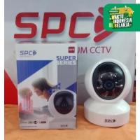 IP Cam CCTV Wifi Wireless Portable SPC Super Series Babycam SPC RESMI