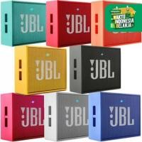 JBL Go Bluetooth Portable Speaker - Garansi Resmi