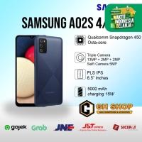 Samsung Galaxy A02s 4/64 Garansi Resmi