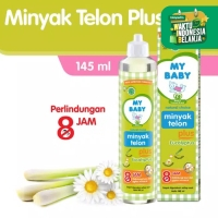 minyak telon my baby 145ml mybaby minyak telon 145 150 plus antinyamuk