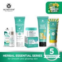 Herbal Essential Glass Skin goal Paket Hemat