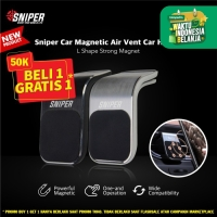 Sniper Car Magnetic Air Vent Car Holder