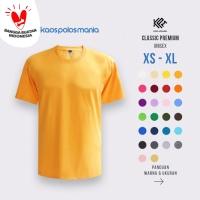 kaos Polos KPM Apparel Classic Premium Size Dewasa