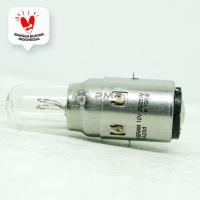 LAMPU MOTOR OSRAM THUNDER 125 25W 62325 - BA20d