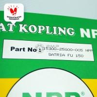 PLAT KOPLING KAMPAS KOPLING SATRIA FU 150 NPP