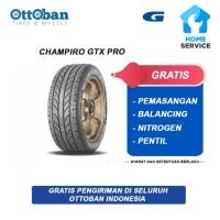 GT Radial Champiro GTX Pro 195/55 R15 85H Ban Mobil