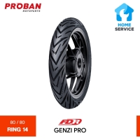 Ban Motor FDR TL GENZI PRO 80/80 Ring 14 Tubeless