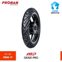 Ban Motor FDR TL GENZI PRO 90/80 Ring 17 Tubeless
