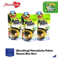 [Bundling] MamaSuka Paket Hemat Bon Nori 60 gr - 3 pcs