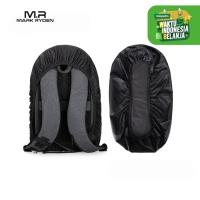 Mark Ryden MR8012 Backpack Rain Cover Waterproof 15-20 L - BLACK