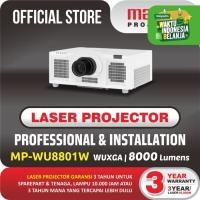 MAXELL PROJECTOR MP-WU8801W PROYEKTOR LASER TERBAIK PROFESSIONAL