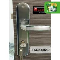 kunci pintu kamar mandi Elock level handle E1222